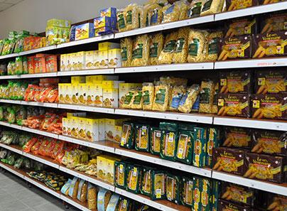 Arredamento supermercato